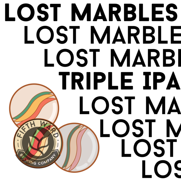 Lost Marbles Triple IPA graphic