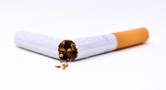 Quit Smoking without Weight Gain