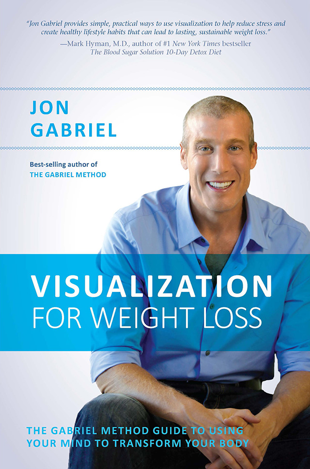 Gabriel Method visualization for weight loss book