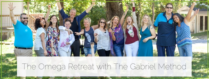 Gabriel Method retreat at Omega