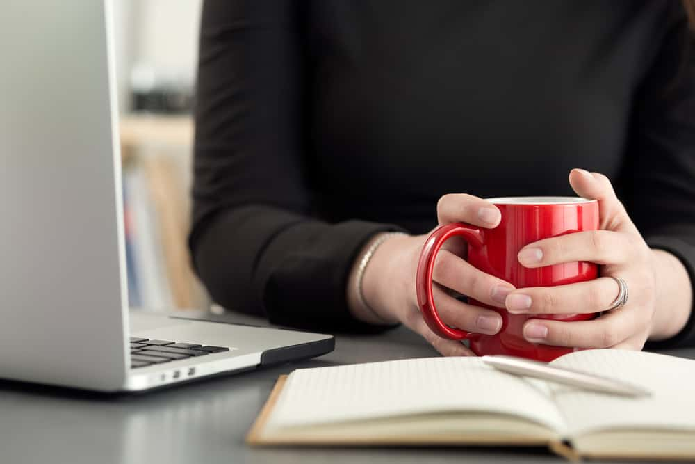 stay warm in your office space during colder months
