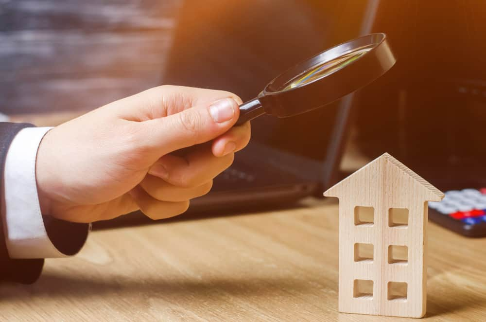 top tips include a good property inspection
