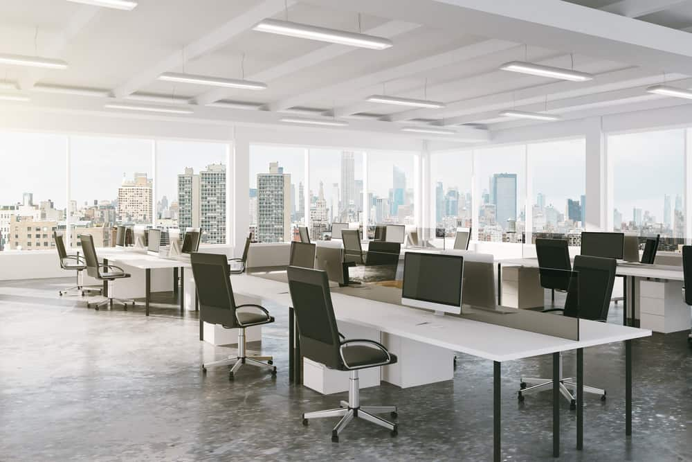 This could potentially be B class office space.