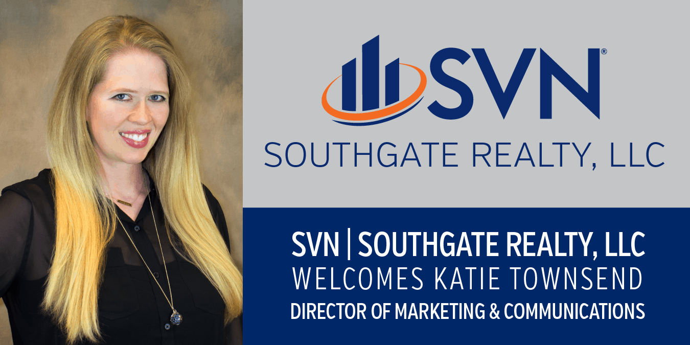 Townsend Joins SVN | Southgate Realty, LLC