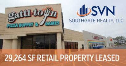 SVN   Southgate Realty, LLC Closes 29K+ SF Lease