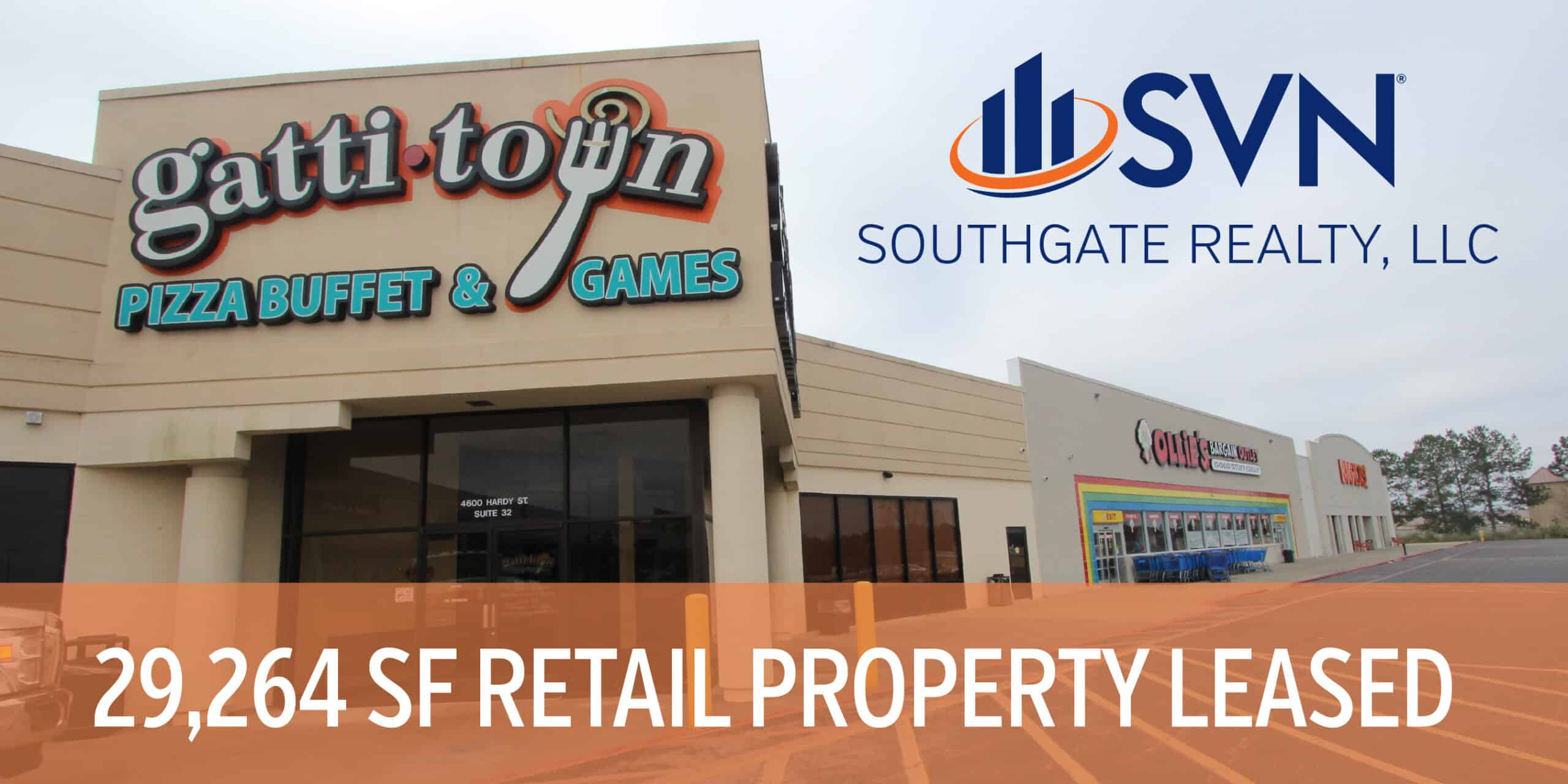 SVN | Southgate Realty, LLC Closes 29K+ SF Lease