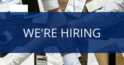 We're Hiring – Executive Assistant