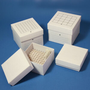 100 place (10 X 10), White