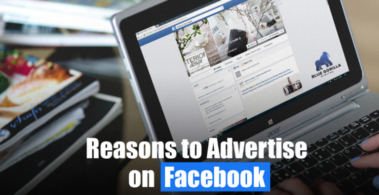 5 Reasons You Need Facebook Advertising