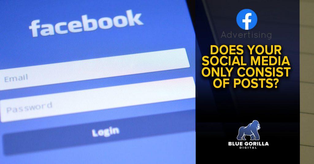 Social Media Advertising for Small Business