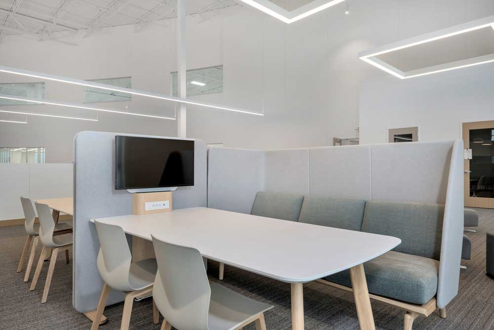 Heraeus Medical Meeting Area