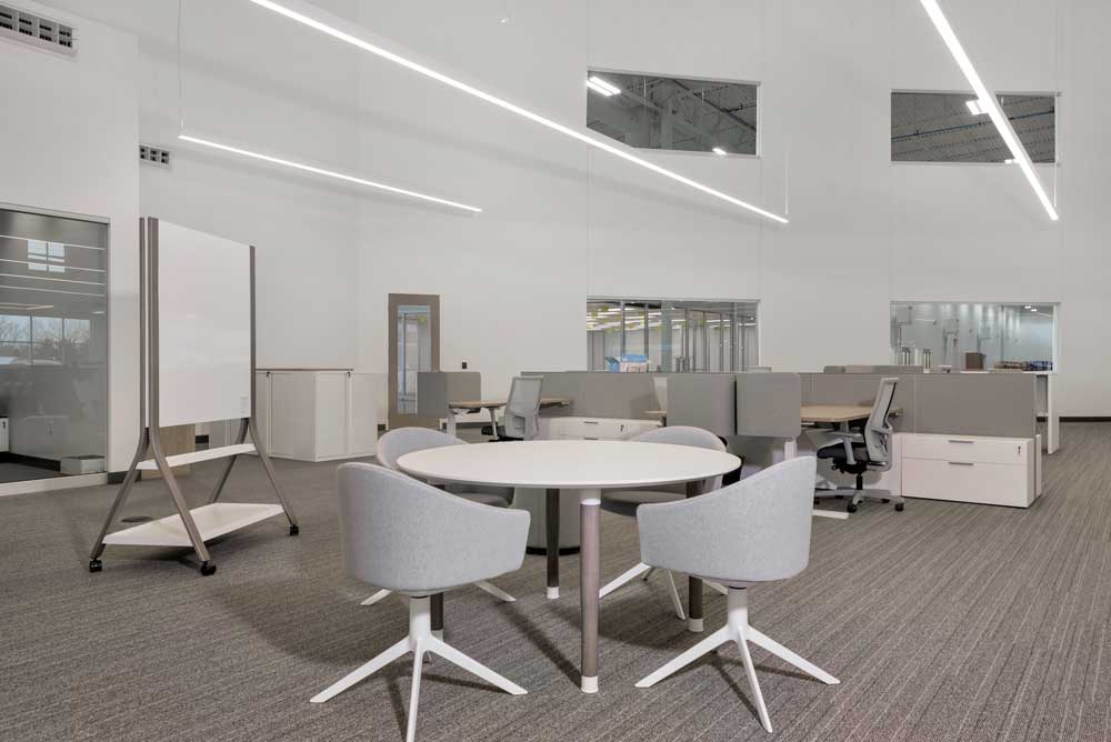 Heraeus Medical Collaboration Area