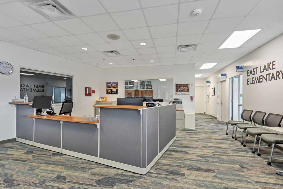 East Lake Elementary Office
