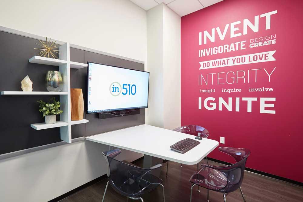 Innovative at 510 Technology