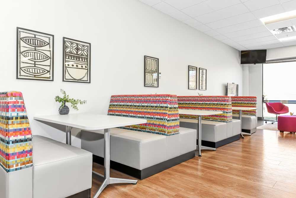 New Horizon Academy Breakroom