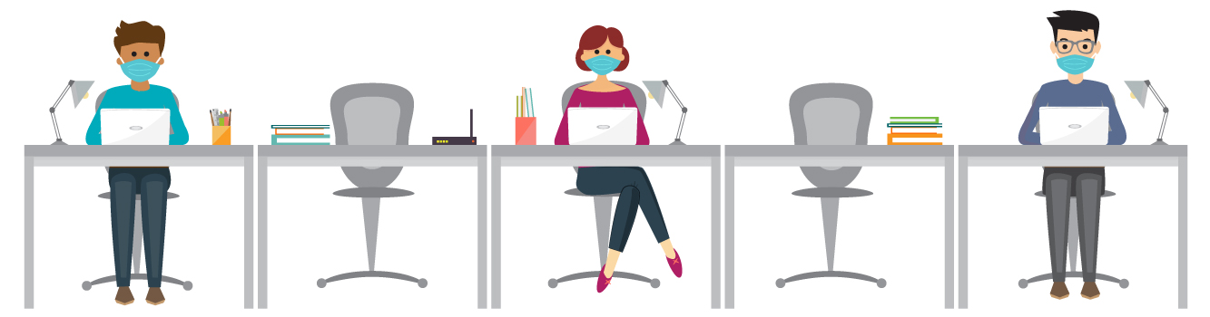 masks-in-office-graphic