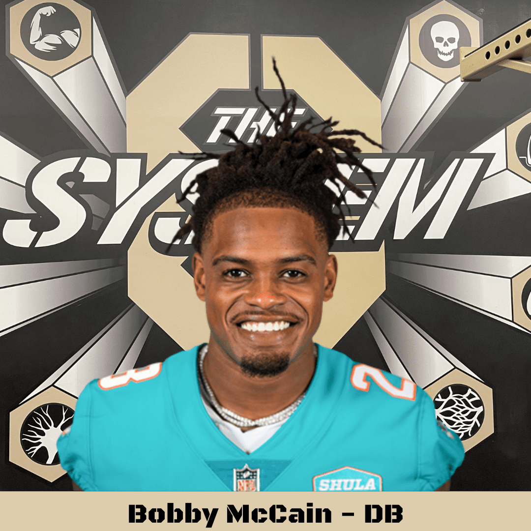 Bobby McCain, The System8