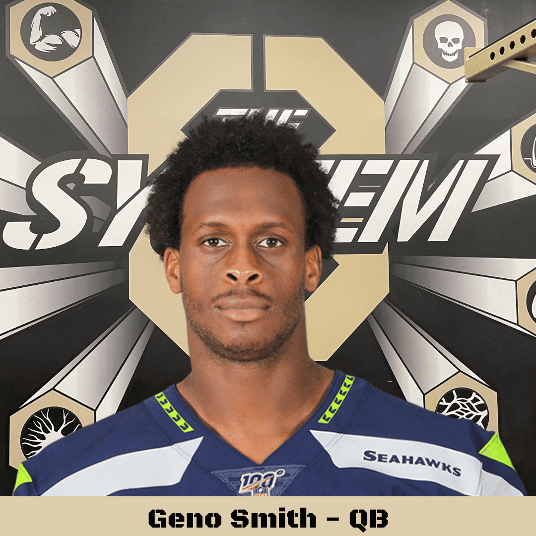 Geno Smith, The System8
