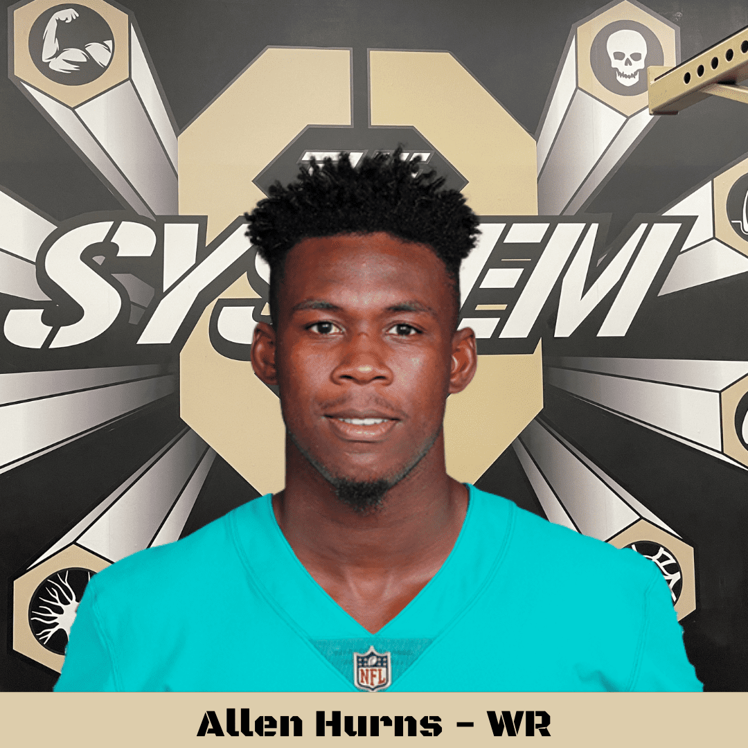 Allen Hurns, The System8