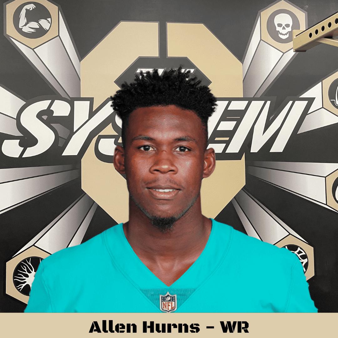 Allen Hurns, The System8