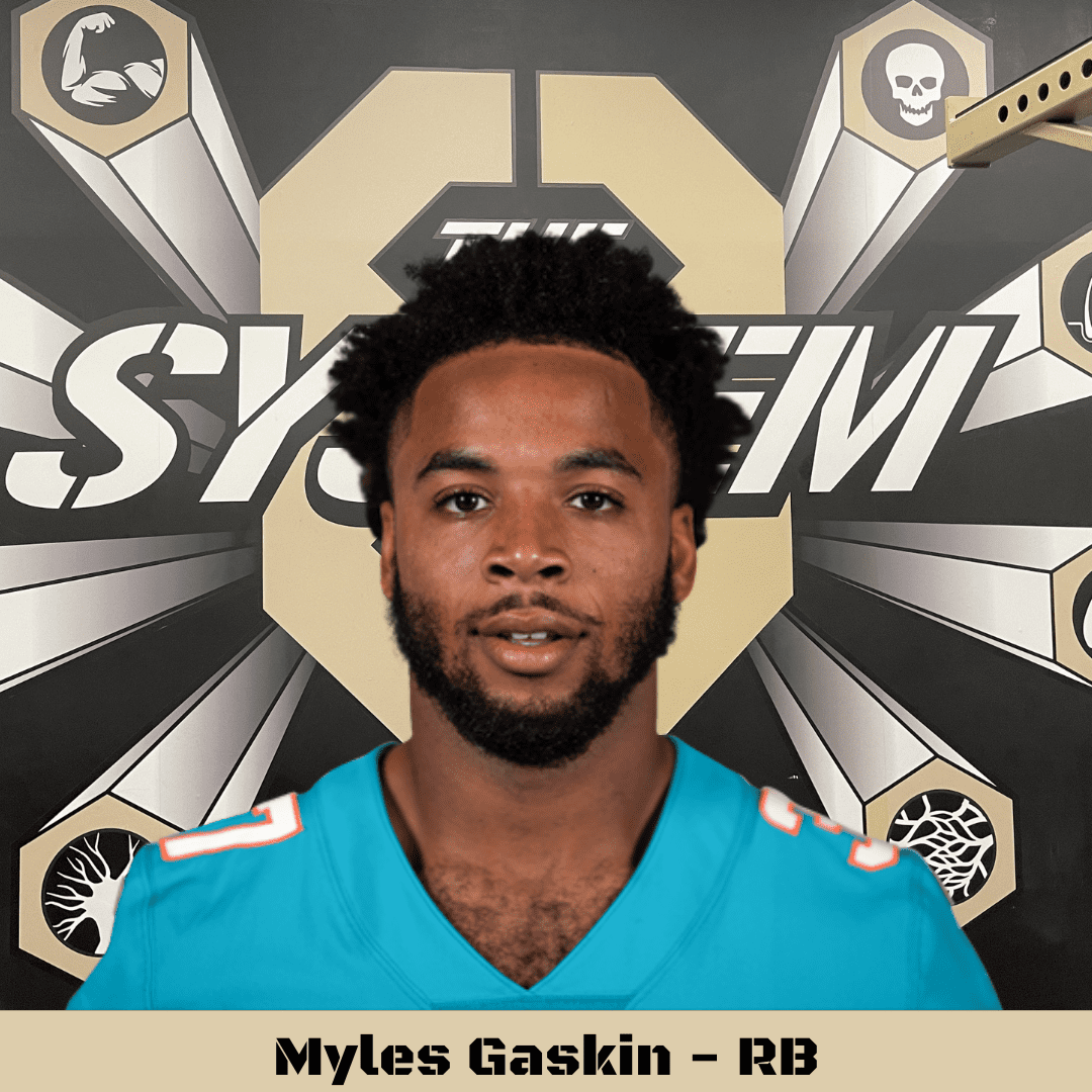 Myles Gaskins, The System8
