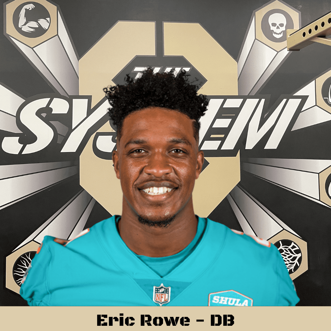 Eric Rowe, The System8