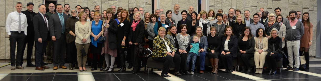 CMNCP members at 2016 national conference in Kitchener, Ontario.