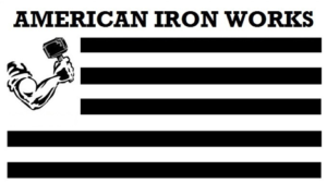 Hose Safety-American Iron Works Flag Artwork