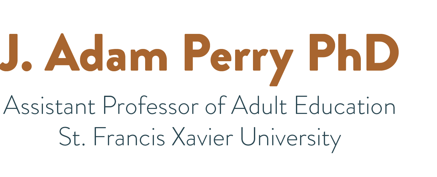 J. Adam Perry, PhD