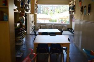 Indoor tables