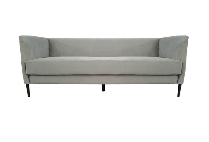 Marilyn Taupe Sofa Home Ingredients