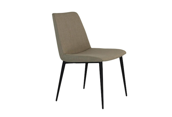 Charlie Beige Dining Chair Home Ingredients