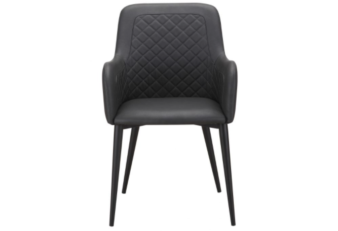 Cantata Black Dining Chair Home Ingredients