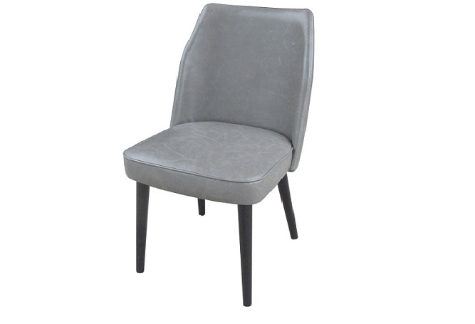 Plaza Slate Grey Dining Chair Home Ingredients