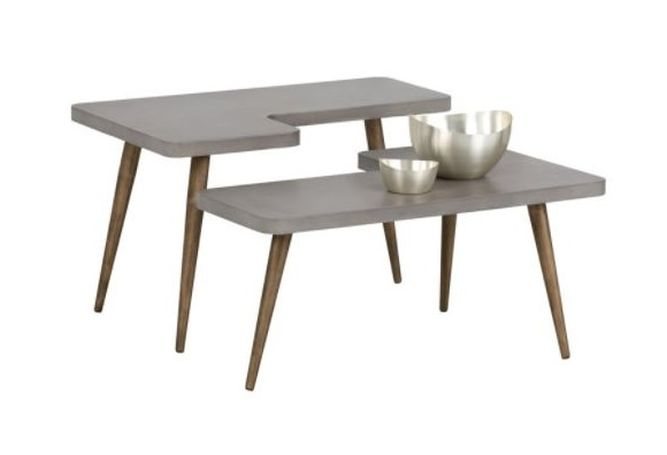 Loupe Low Coffee Table