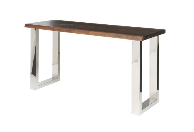 Lyon Oak Console Home Ingredients