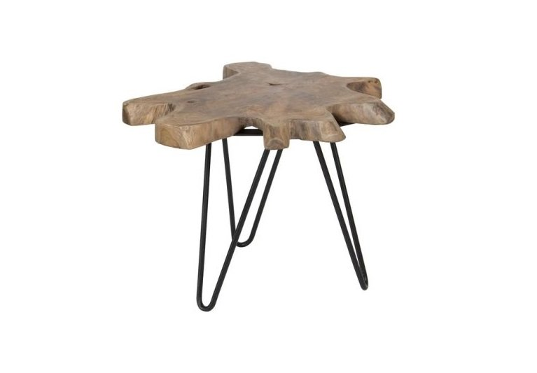 Natura Hairpin Small Nesting Table Home Ingredients