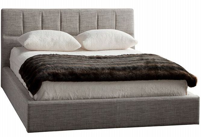 Portia Stonehouse Queen Bed Home Ingredients