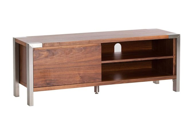 Winton Walnut TV Stand Home Ingredients