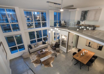 Condos & Townhomes - Living Room