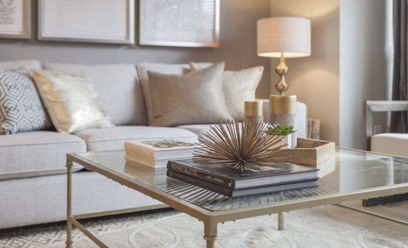 Living Room Display Suites & Show Homes
