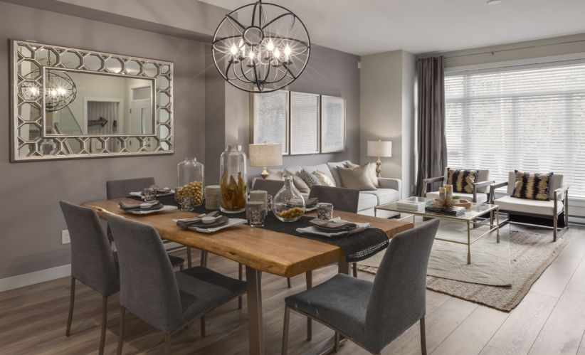 Dining Room Display Suites & Show Homes