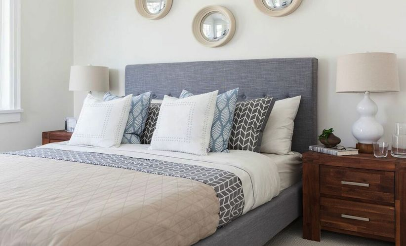 Master Bed Room Display Suites & Show Homes