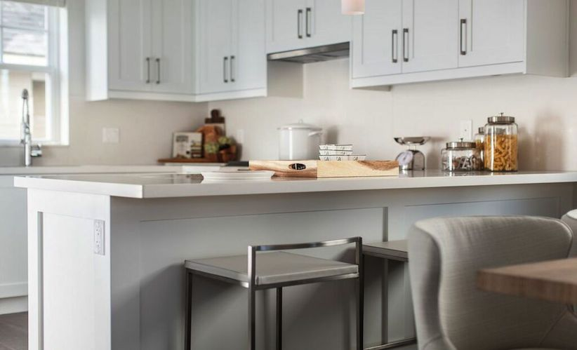 Bar Counter Display Suites & Show Homes