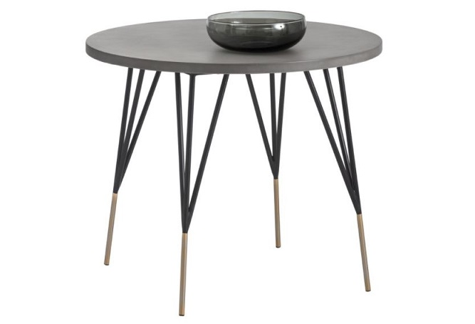 Midori Round Dining Table Home Ingredients