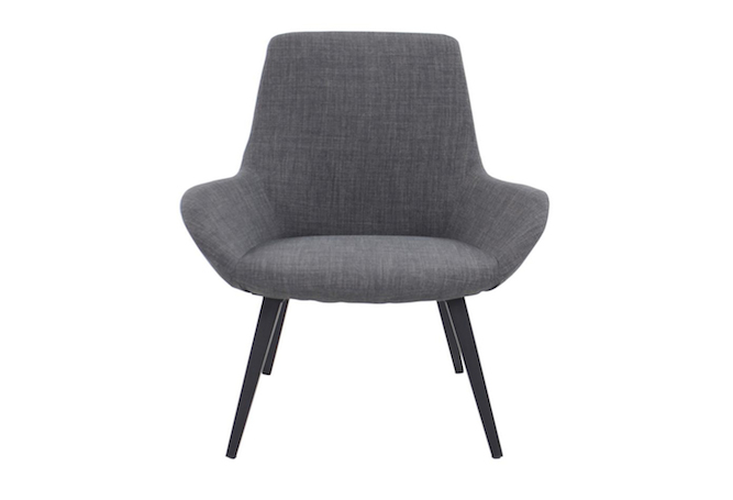 Sage Club Grey Occasional Chair Home Ingredients