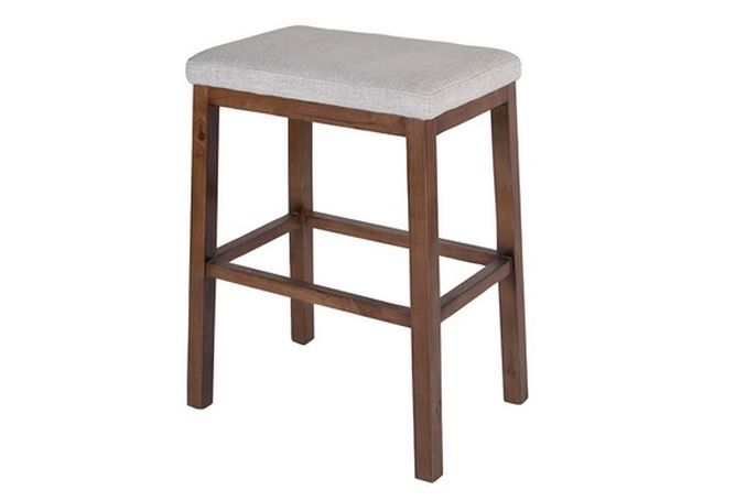 Cliff Grey Counter Stool Home Ingredients
