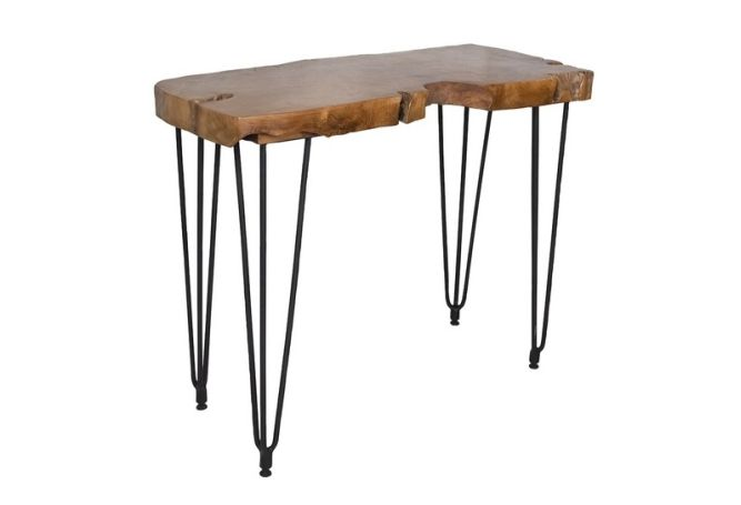 Natura Hairpin Console Home Ingredients