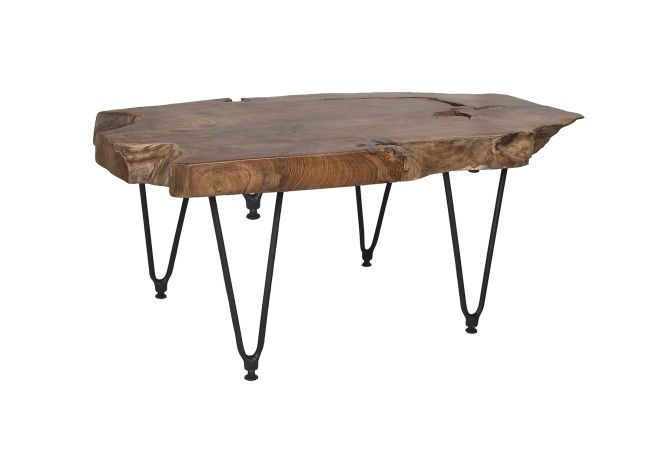 Natura Hairpin Coffee Table Home Ingredients