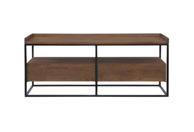 Vancouver Small TV Stand Home Ingredients